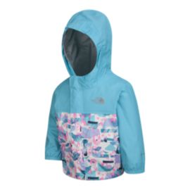 The North Face Baby Girls' Tailout Rain Jacket