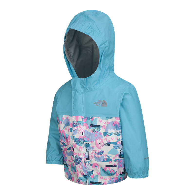 2f6eea70eae4 The North Face Baby Girls  Tailout Rain Jacket