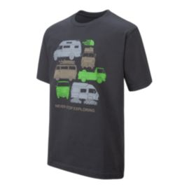 The North Face Boys' Graphic T Shirt