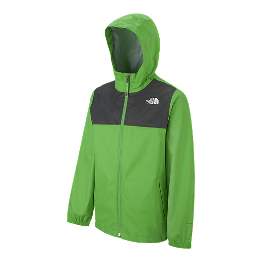 4f367aca0 The North Face Boys' Zipline Rain Jacket | Sport Chek