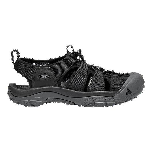 c1869a7e0683 Keen Men s Newport ECO Sandals - Black