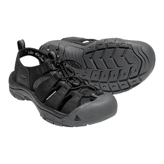 c1869a7e0683 Keen Men s Newport ECO Sandals - Black