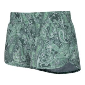 Lorna Jane Women's Paisley Dream Running Shorts