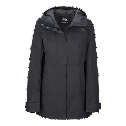d894b06ad The North Face Women's City Midi Long Jacket