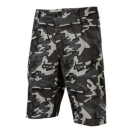 Fox Men's Sargent Camo Mountain Bike Shorts