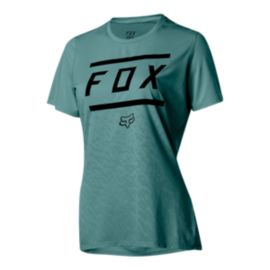 Fox Women's Ripley Short Sleeve Bars Mountain Bike Jersey