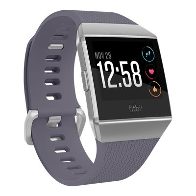Fitbit Ionic Smartwatch - Blue Grey/Silver Grey