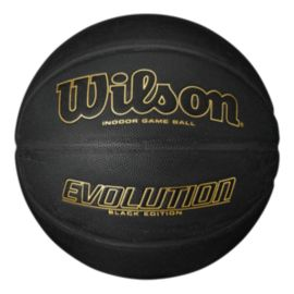 Wilson Evolution Size 7 Basketball - Blackout Edition