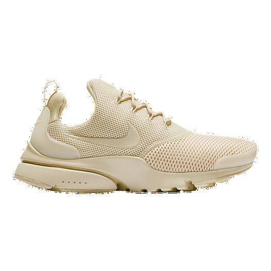 bf875385746b6 Nike Women s Presto Fly Shoes - Oatmeal