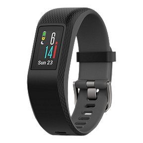 Garmin vívosport Smart Activity Tracker - Slate Large