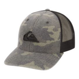 9ebdd34850a Quiksilver Men s Grounder Trucker Hat