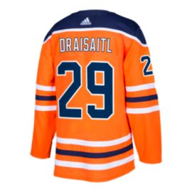 Edmonton Oilers Leon Draisaitl Authentic Home Hockey Jersey