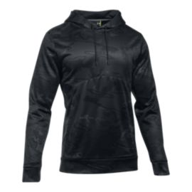Under Armour Men's Storm Camo Hoodie - Black