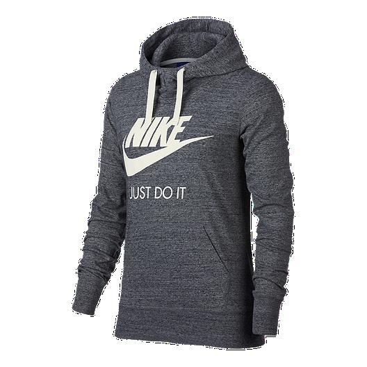 7b46e6e9b9e2 Nike Sportswear Women s Gym Vintage Pullover Hoodie