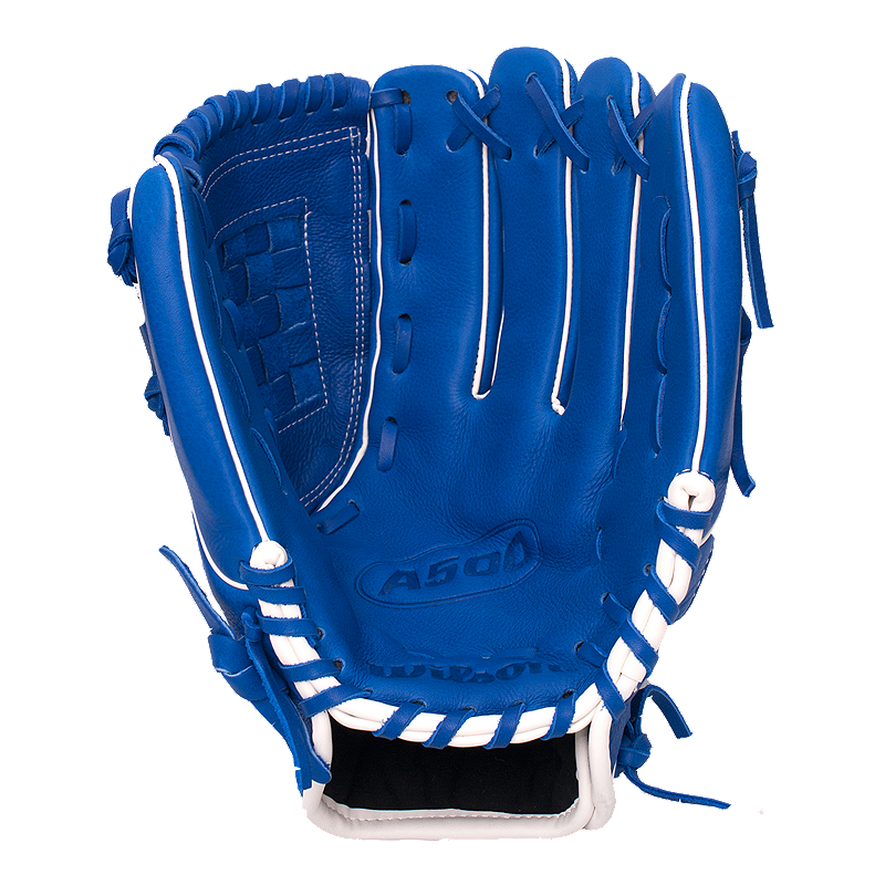 "Wilson A500 Youth 12"" Baseball Glove - Toronto Blue Jays"