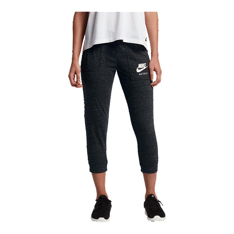 f3530c5df7a8b Nike Sportswear Women s Gym Vintage Capri Pants