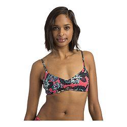 0e52256d40b image of Roxy Women's Salty Roxy Athletic Triangle Bikini Top with  sku:332492626