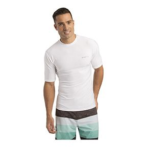 69bfe50641a O Neill Men s Basic Skins Short Sleeve Rash Guard T Shirt - White