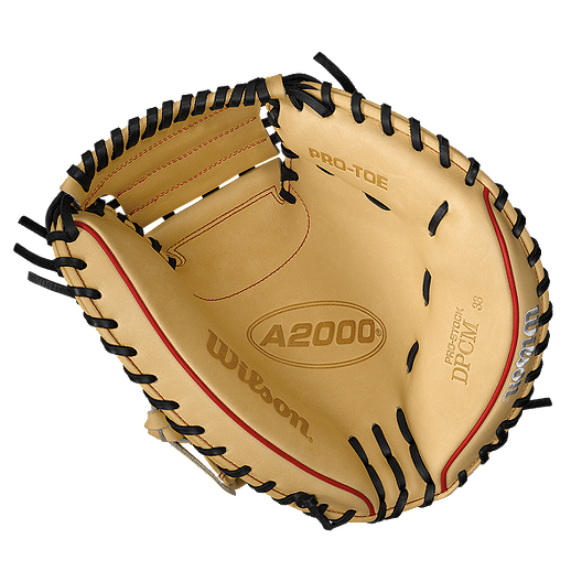 Wilson A2000 Catchers Glove Tanblack