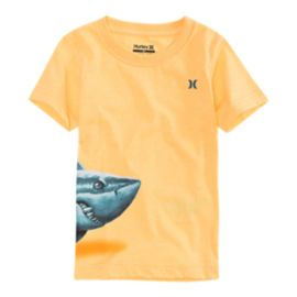 Hurley Boys' 4-7 Sharky T Shirt