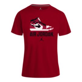 Nike Jordan Toddler Boys' Pixel Pack Game Changer T Shirt