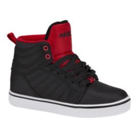 Heely's Kids' Uptown Skate Shoes - Black/Red