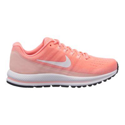 e3997ff8adba3 Nike Women's Air Zoom Vomero 13 Running Shoes - Pink/White | Sport Chek