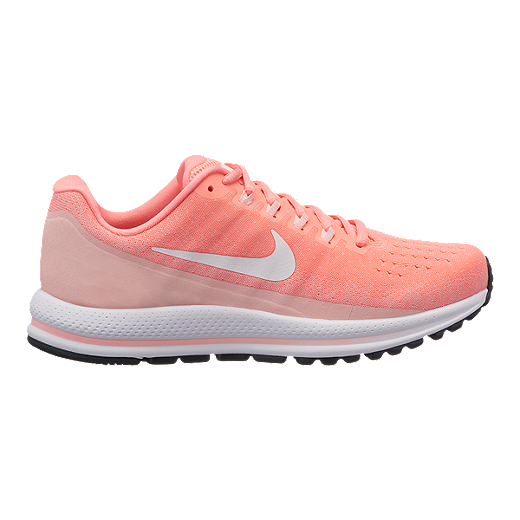 more photos fd5d5 8b85e Nike Women s Air Zoom Vomero 13 Running Shoes - Pink White - LIGHT ATOMIC  PINK