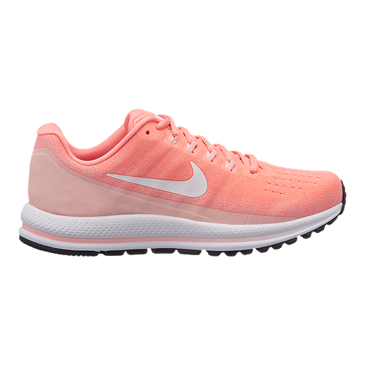 6b7d996ca9ef4 Nike Women s Air Zoom Vomero 13 Running Shoes - Pink White