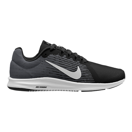 bad00d7756855 Nike Women s Downshifter 8 Running Shoes - Black White