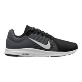 Nike Women's Downshifter 8 Running Shoes - Black/White
