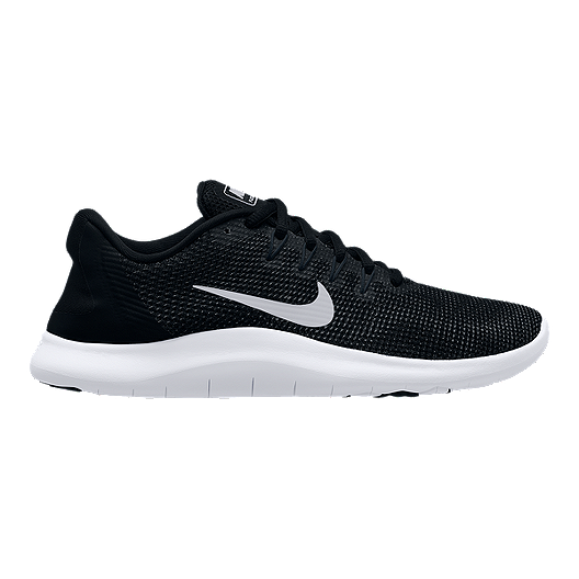 f5bbfc75305f Nike Women s Flex RN 2018 Running Shoes - Black White