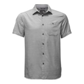 The North Face Men's Baker Short Sleeve Shirt - Mid Grey
