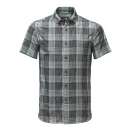 The North Face Men's Monanock Short Sleeve Shirt - Asphalt Grey