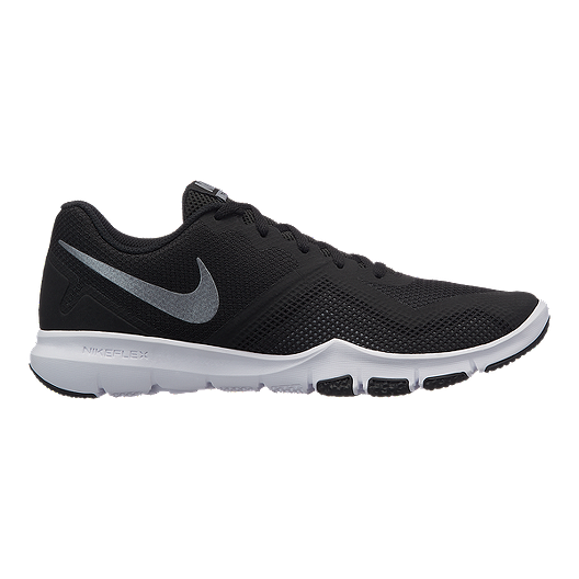 d3cacda22392d Nike Men s Flex Control II 4E Extra Wide Width Training Shoes - Black Grey