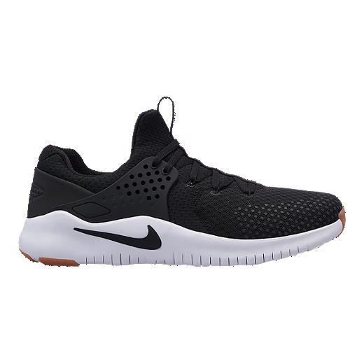 huge selection of fa050 84984 Nike Men's Free Trainer V8 Training Shoes - Black/White - BLACK/BLACK/
