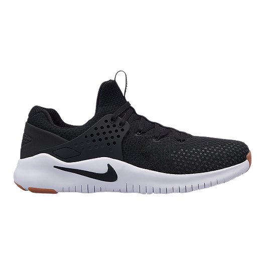 lowest price 0d304 85539 Nike Men s Free Trainer V8 Training Shoes - Black White