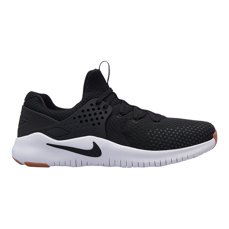 6653e06eefcff Nike Men s Free Trainer V8 Training Shoes - Black White