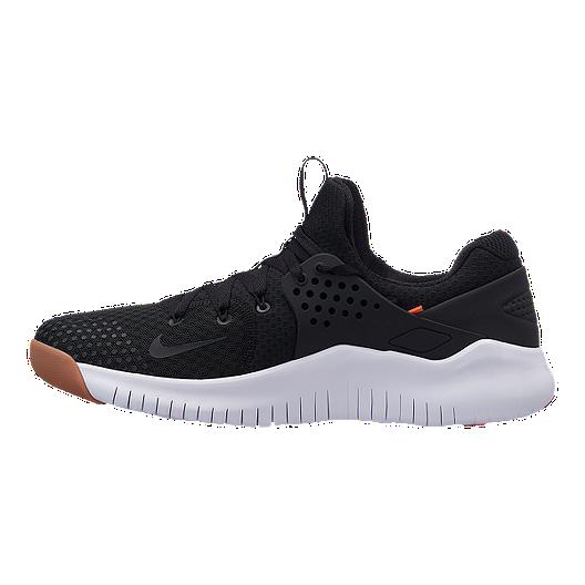 2db0505ae534 Nike Men s Free Trainer V8 Training Shoes - Black White