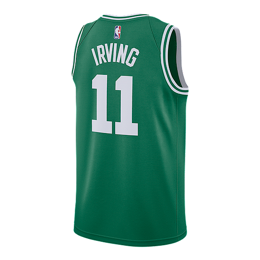 03ebb7d4f Boston Celtics Kyrie Irving Swingman Basketball Jersey