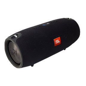 JBL Xtreme Portable Bluetooth Speaker - Black
