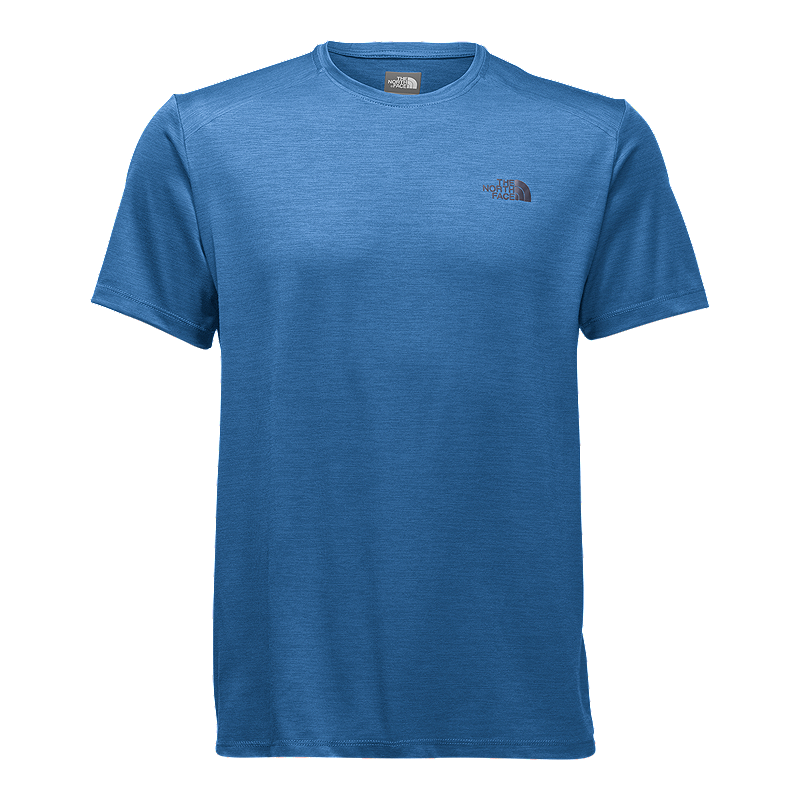 b9950ad2c3 The North Face Men s Hyperlayer Short Sleeve Crew T Shirt - Turkish Sea