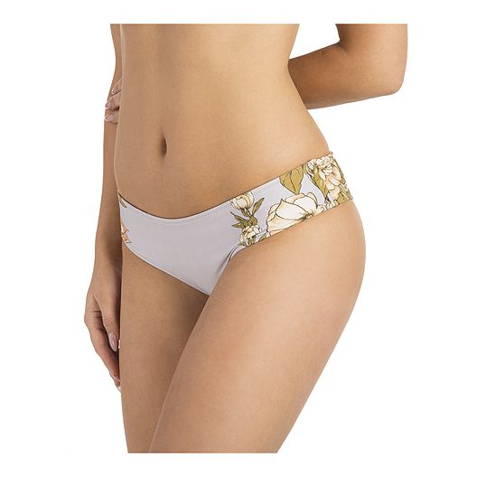 3ad2ed4ebb O'Neill Women's Aloha Floral Reversible Hipster Bikini Bottom | Sport Chek
