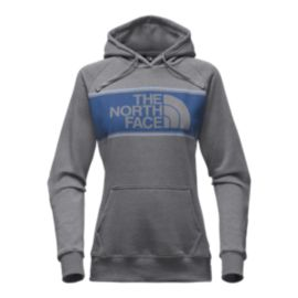 The North Face Women's Edge To Edge Pullover Hoodie - Medium Grey Heather