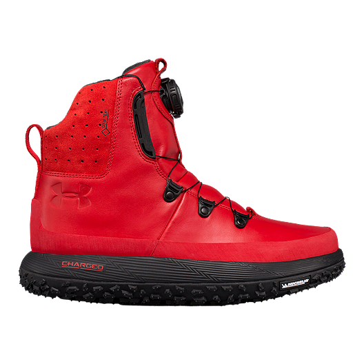 newest abd61 fd55e Under Armour Men's Team Fat Tire Govie Winter Boots - Red | Sport Chek under  armour men's team fat tire govie winter boots black