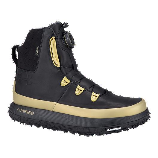 3ed4a61730 Under Armour Men s Team Fat Tire Govie Winter Boots - Black
