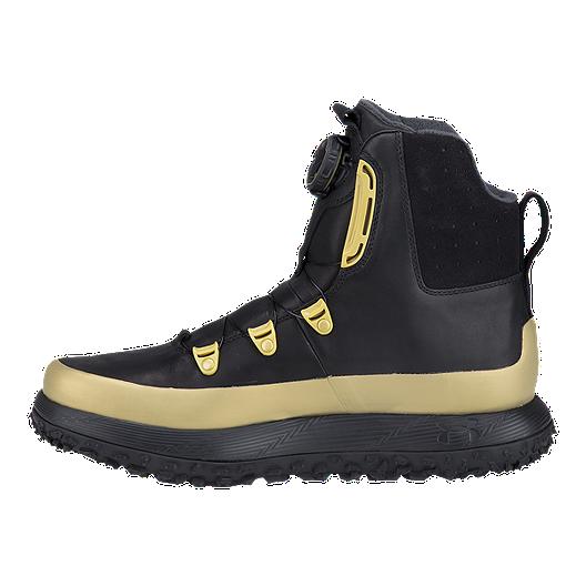 83291d6490e Under Armour Men's Team Fat Tire Govie Winter Boots - Black