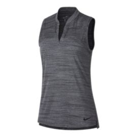 Nike Golf Women's Zonal Cooling Sleeveless Polo