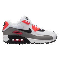 Nike Women s Air Max 90 Shoes - White Black Solar Red  08139709e