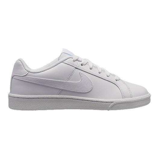 best website 6a2fa 18996 Nike Women s Court Royale Shoes - White Black   Sport Chek